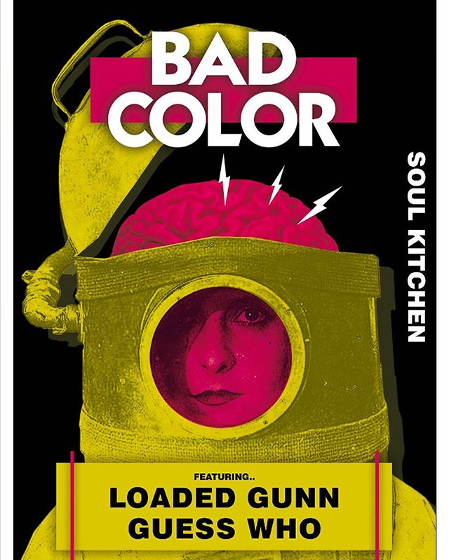 NEW SHOW ANNOUNCEMENT! September 14th we are going off the deep end with @badcolormusic! He has preformed at Imagine Music Festival, opened for artist like Bonnie x Clyde, and has been on the forefront of bringing electronic music to Tuscaloosa as a producer and Rounders resident. One of our OG's, @loadedgunnmusic will be preforming, as well as a new face to the area @gvesswho from Troy! #seeyouthere #FAmjam