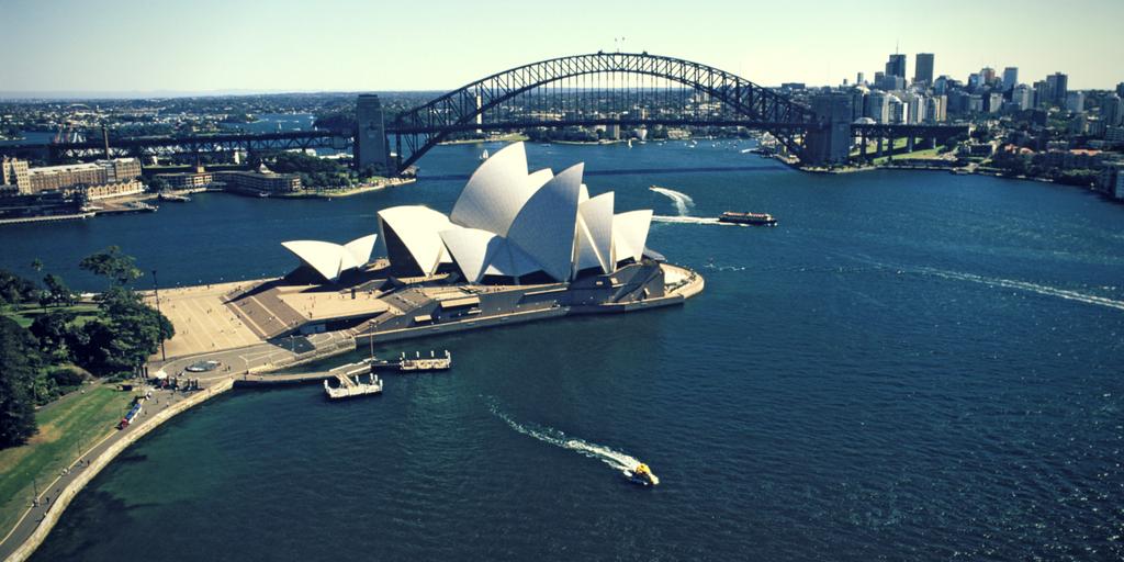 Australia #TravelForGood