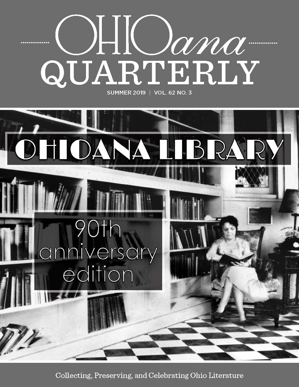 Ohioana Quarterly  Ohioana Library Summer 2019 Pg. 8-10