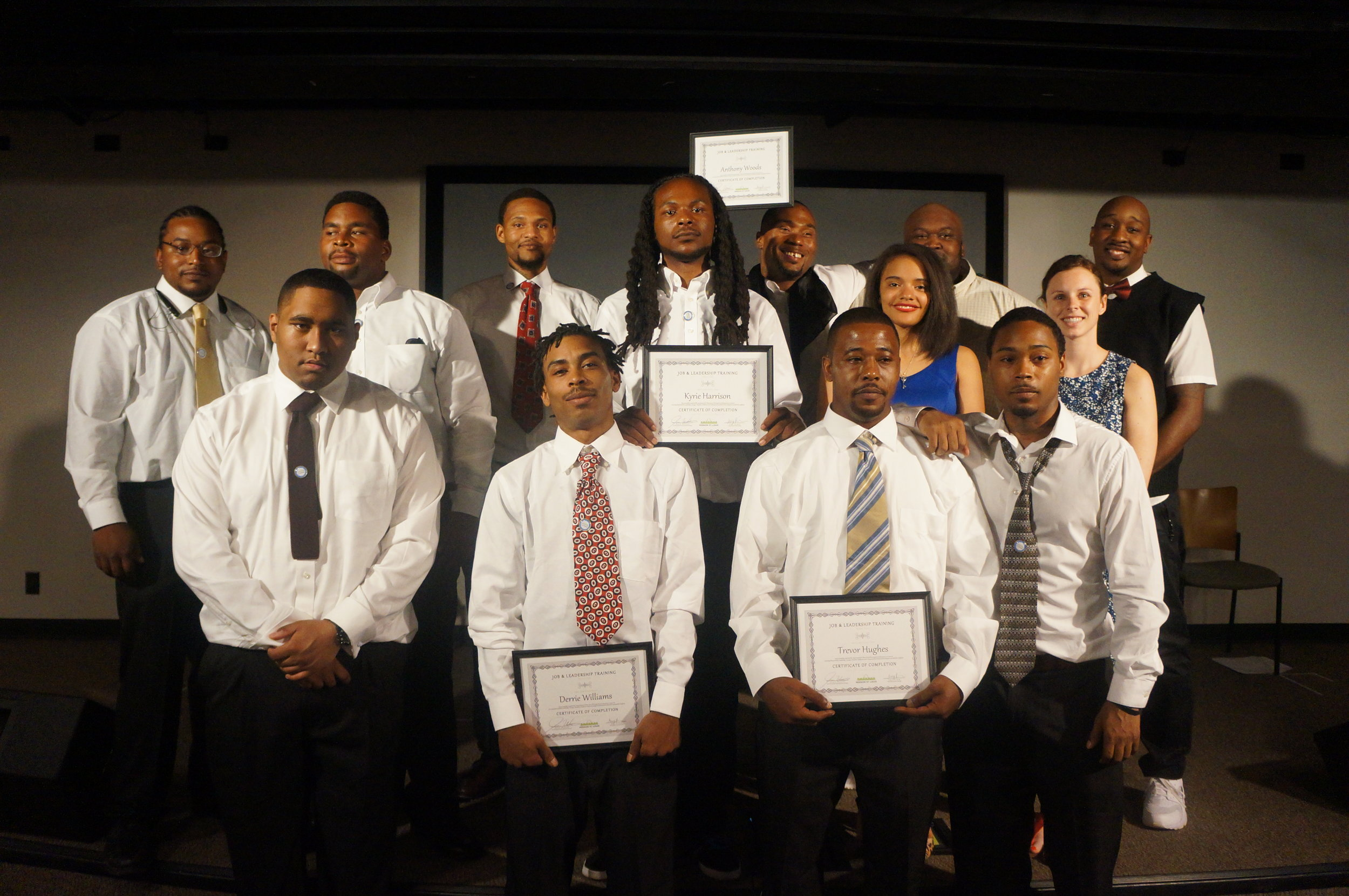 JLT Spring Graduation