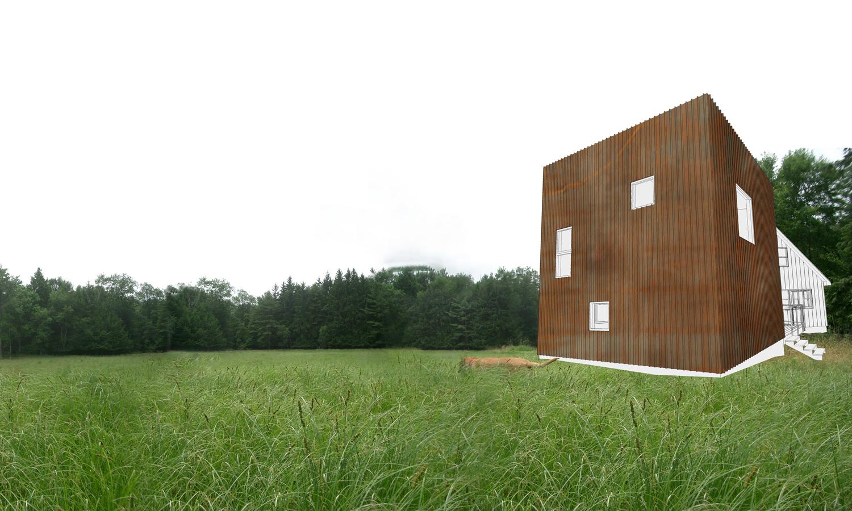 Kautz House concept rendering