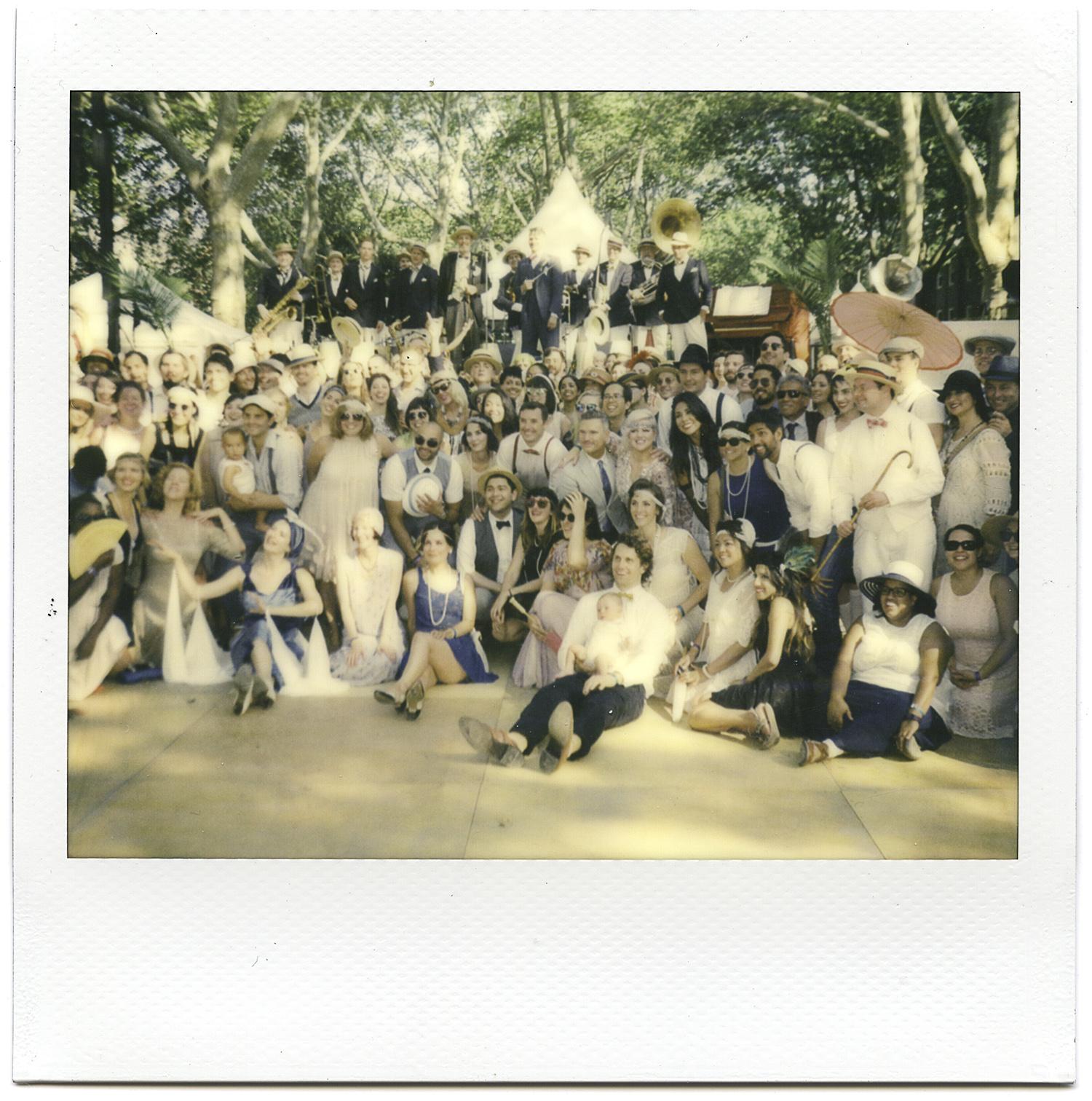 Jazz Age Lawn Party 2016 - Polaroid Spectra (IP 600 Color Gen2)
