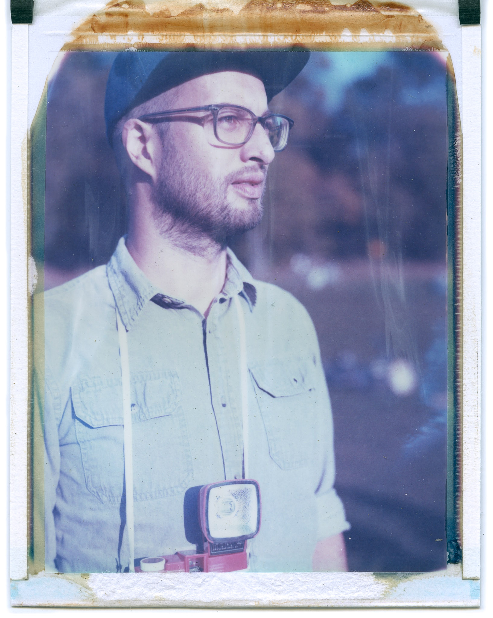 Christian Polt of Lomography NYC @poltone