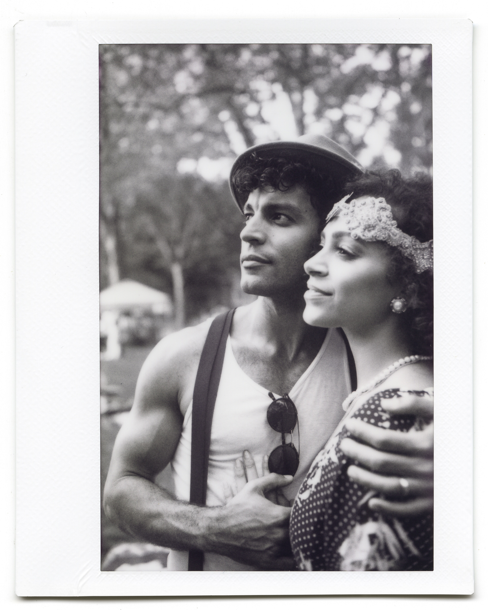 Jazz Age Lawn Party - West Side Story - Instax