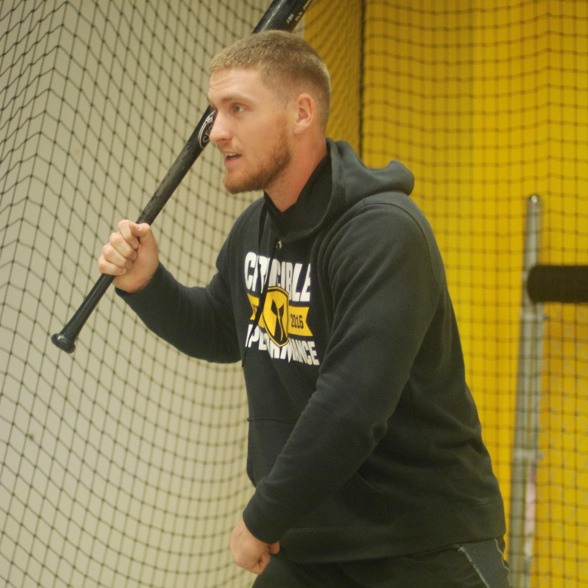 Joey Miller Crucible Baseball