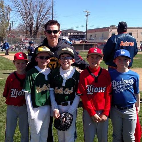 Crucible Baseball Team Session