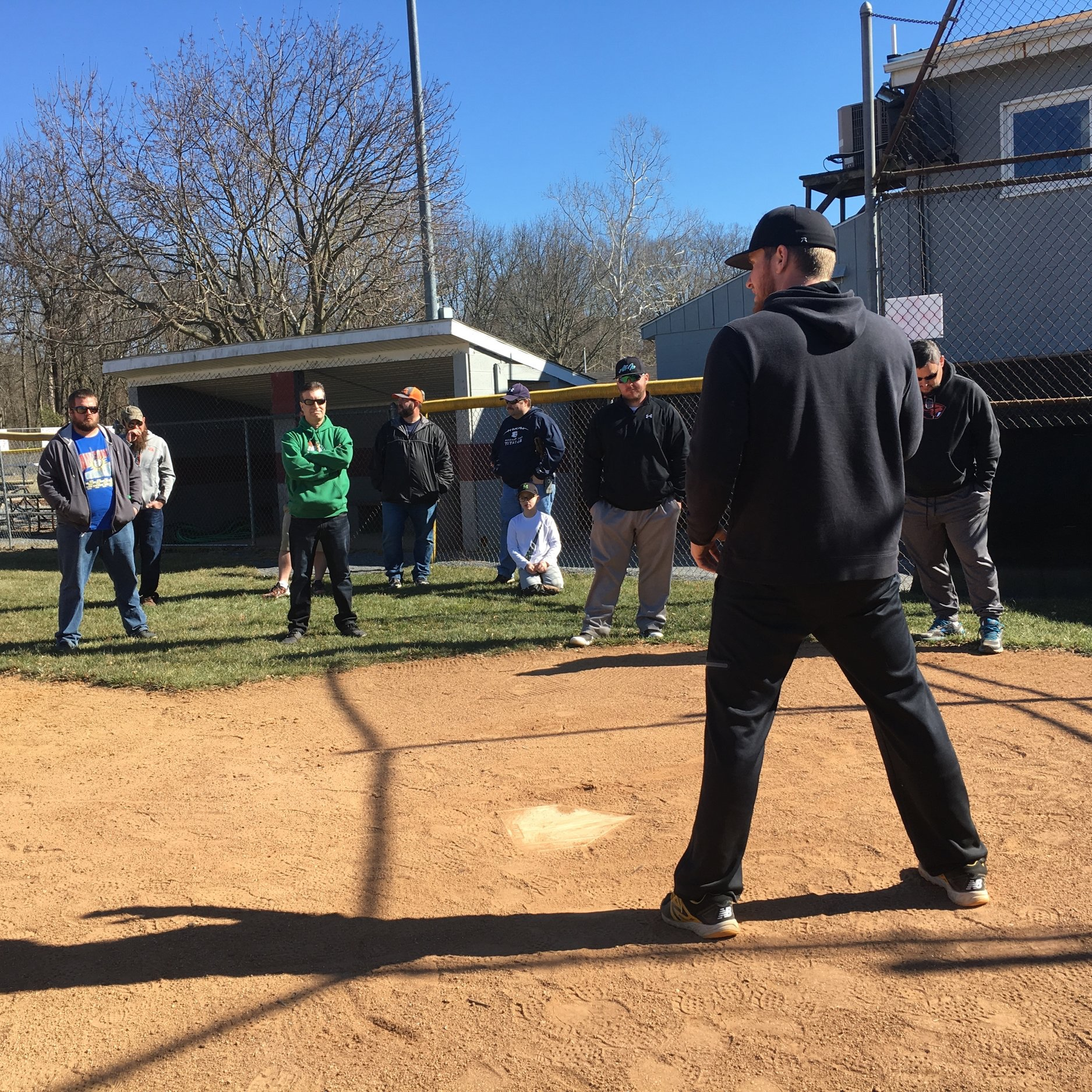 Crucible Baseball Clinics