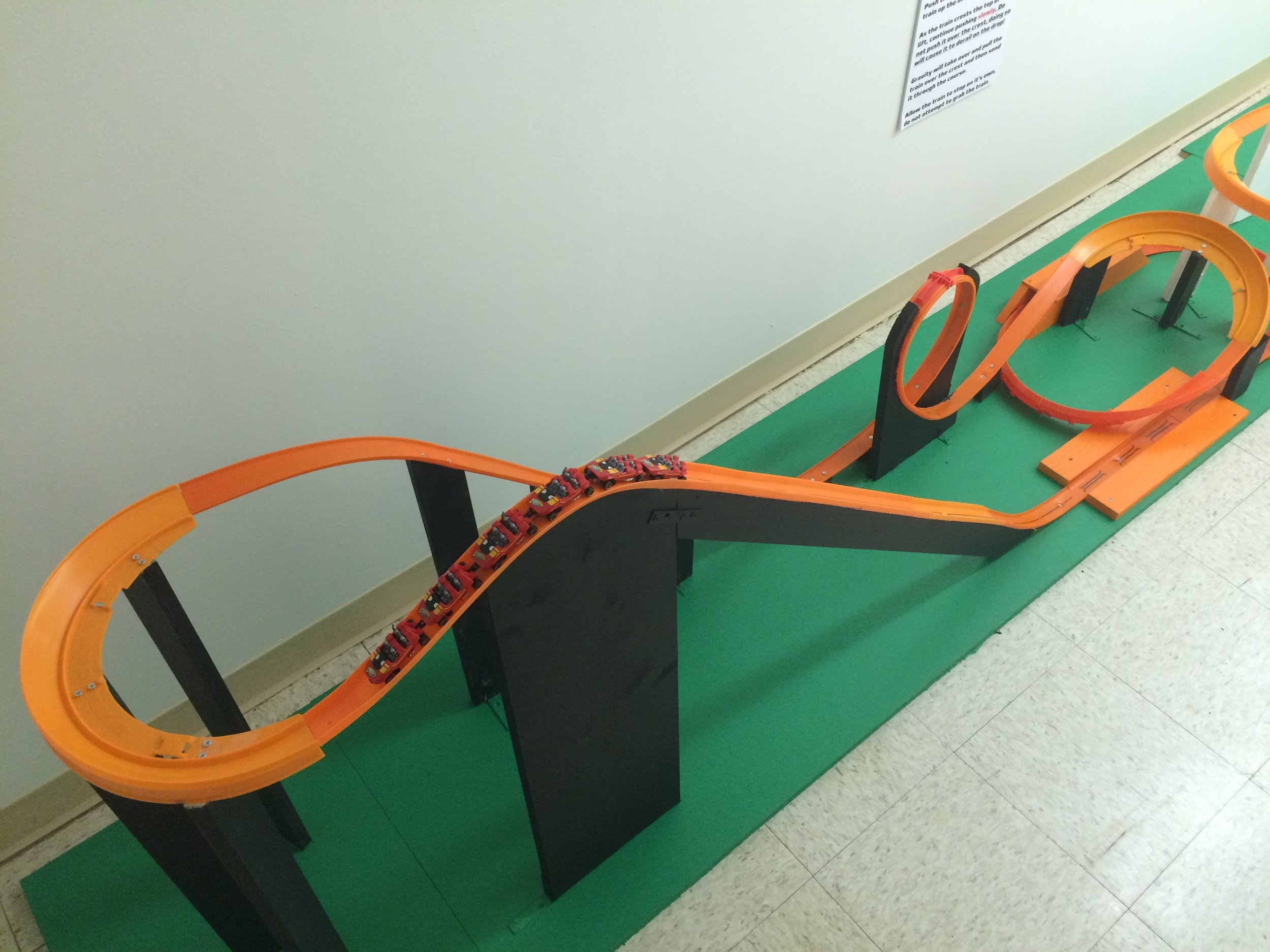 Exhibit: Test Tracks - Loopster