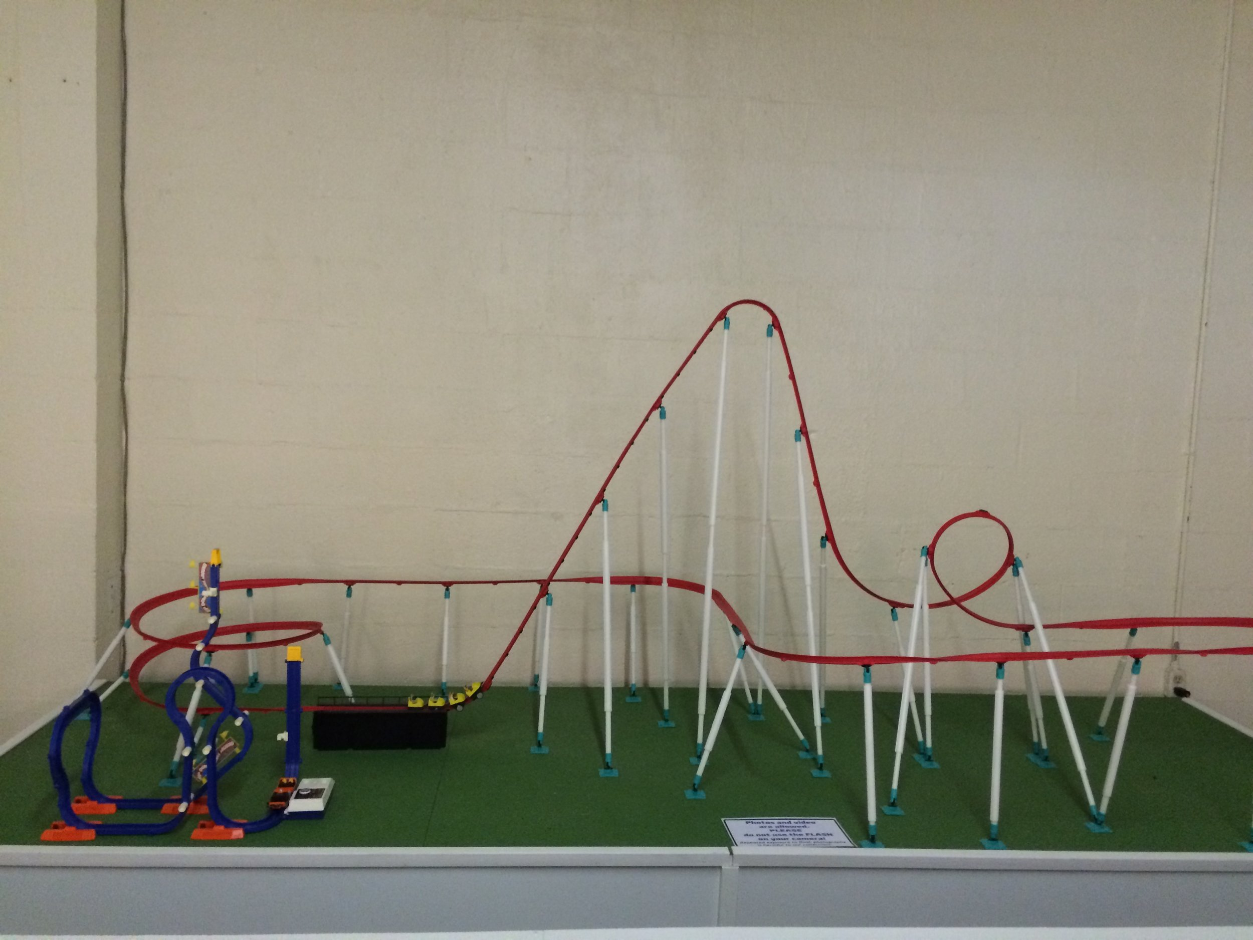 Exhibit: Playtime: Roller Coaster Toy Gallery - Roller Coaster Tycoon Construction Set c. 2003