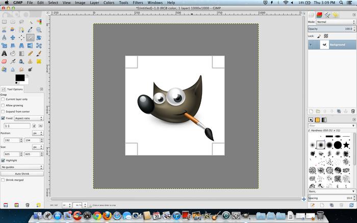 GIMP - FREE photo editing software/app