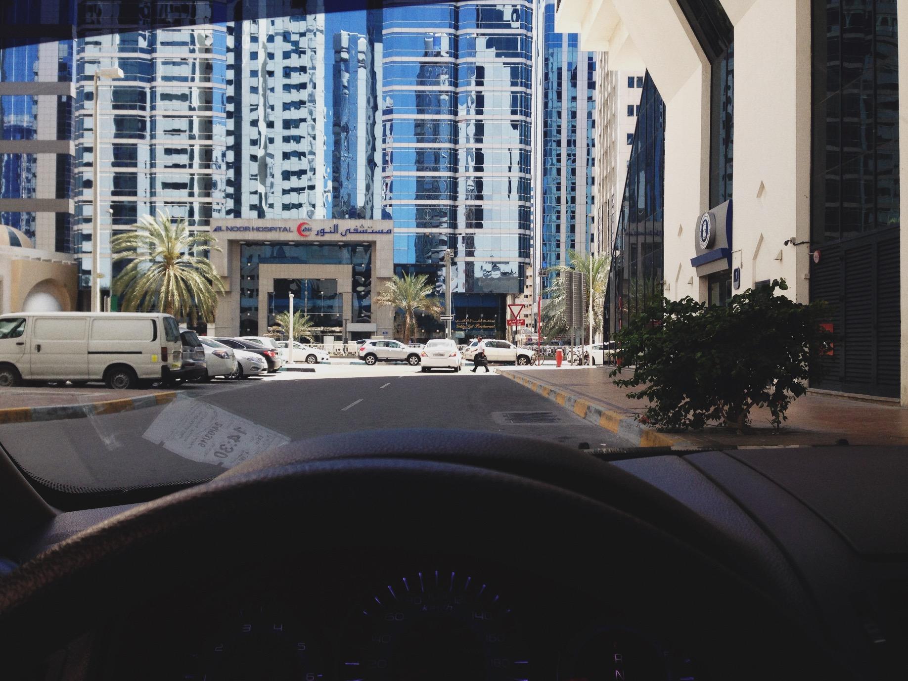 #84 - Abu Dhabi