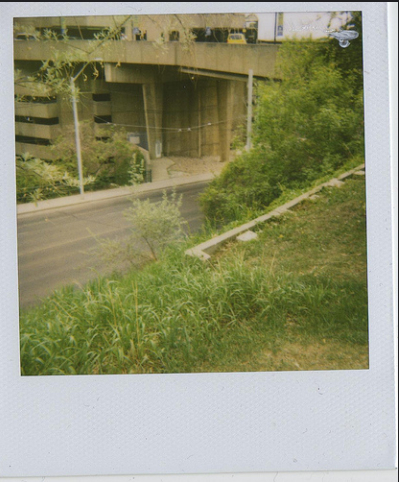 Bellamy Hill, a once popular Edmonton cruising spot, 2008