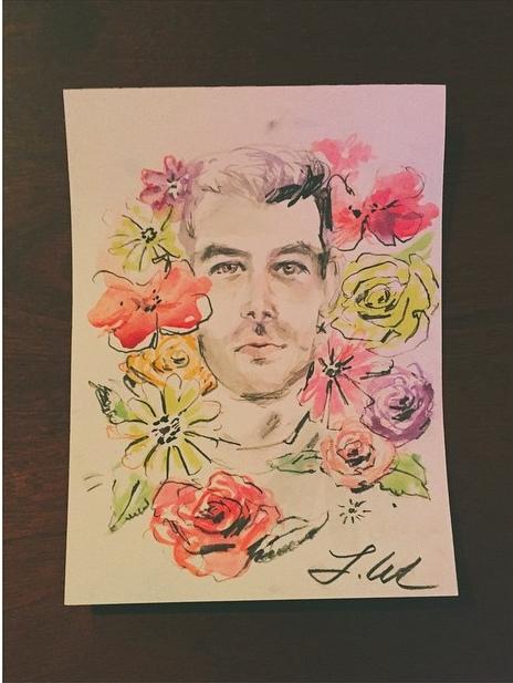 BEN MANN FLOWER FAN.jpg
