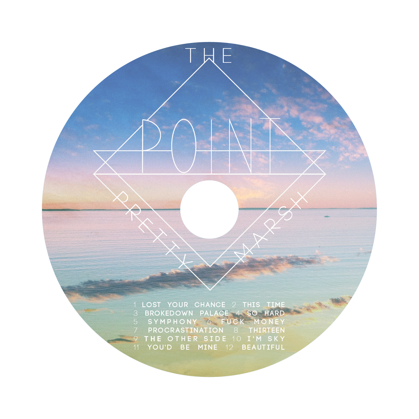 The Point - PRETTY MARSH - CD.jpg