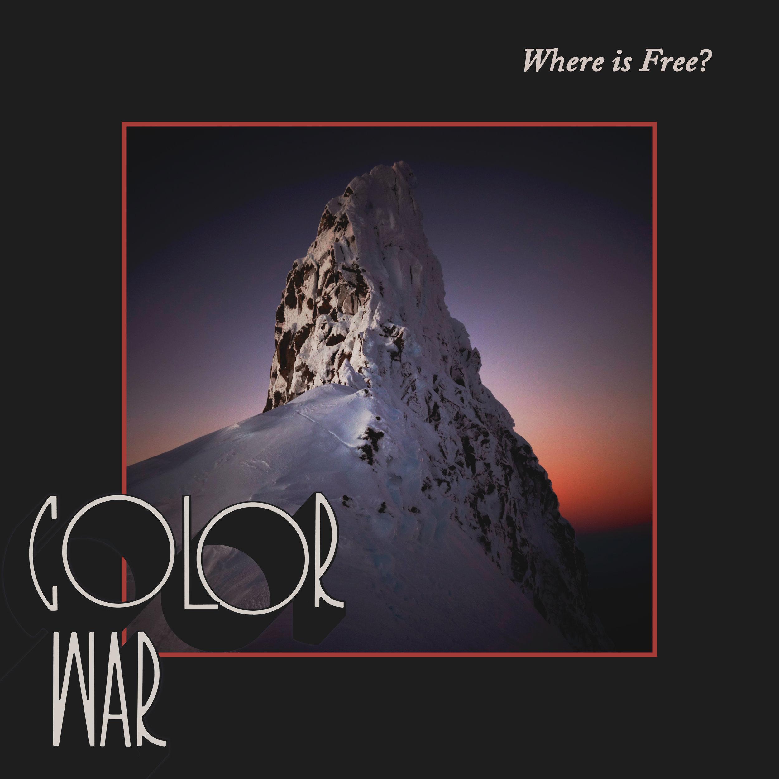 Where Is Free Album Artwork - Color War.jpg