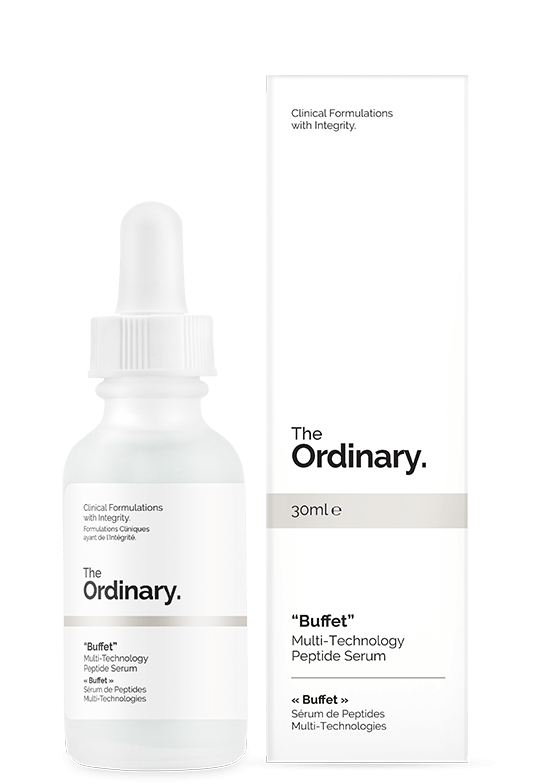 The Ordinary Buffet Serum - 14.80 CAD