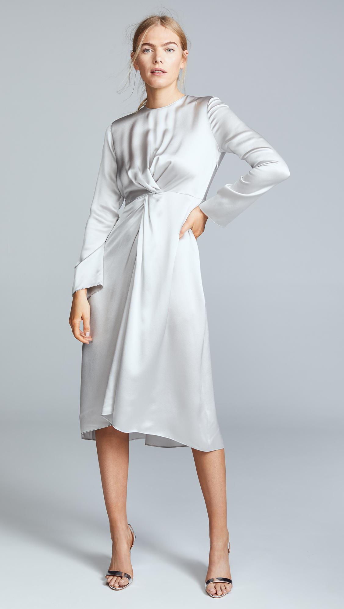 Twist Dress - 566 CAD
