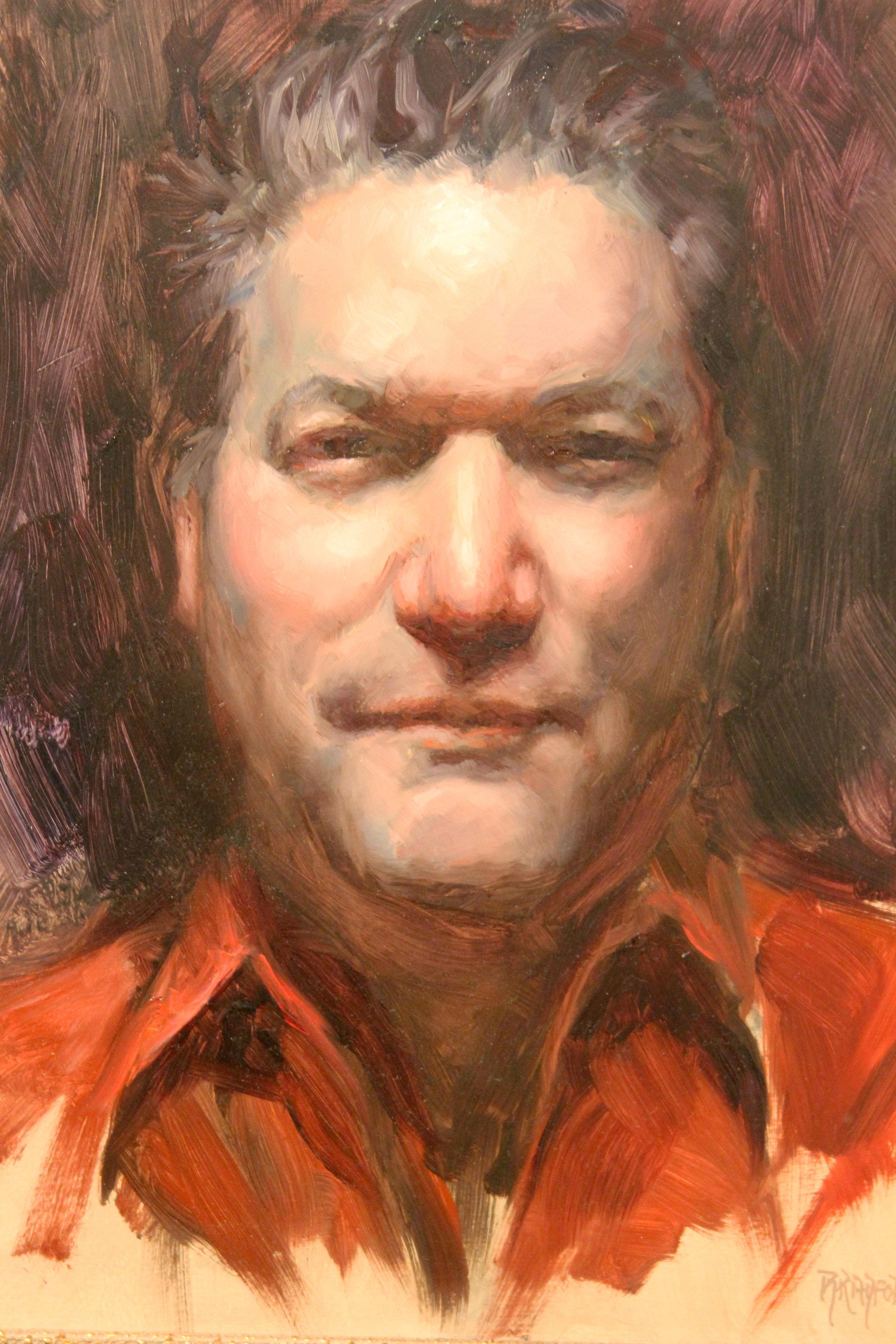 Bradford J. Salamon: Free Artist Talk, February 15 at 7 pm -