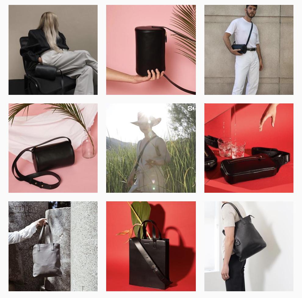 Articles & Goods Instagram Campaign 1
