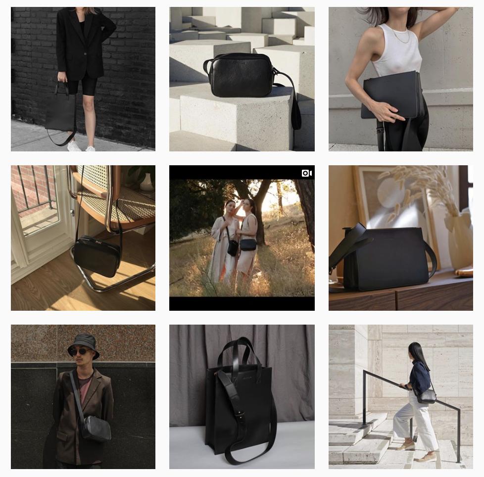 Articles & Goods Instagram Campaign 2