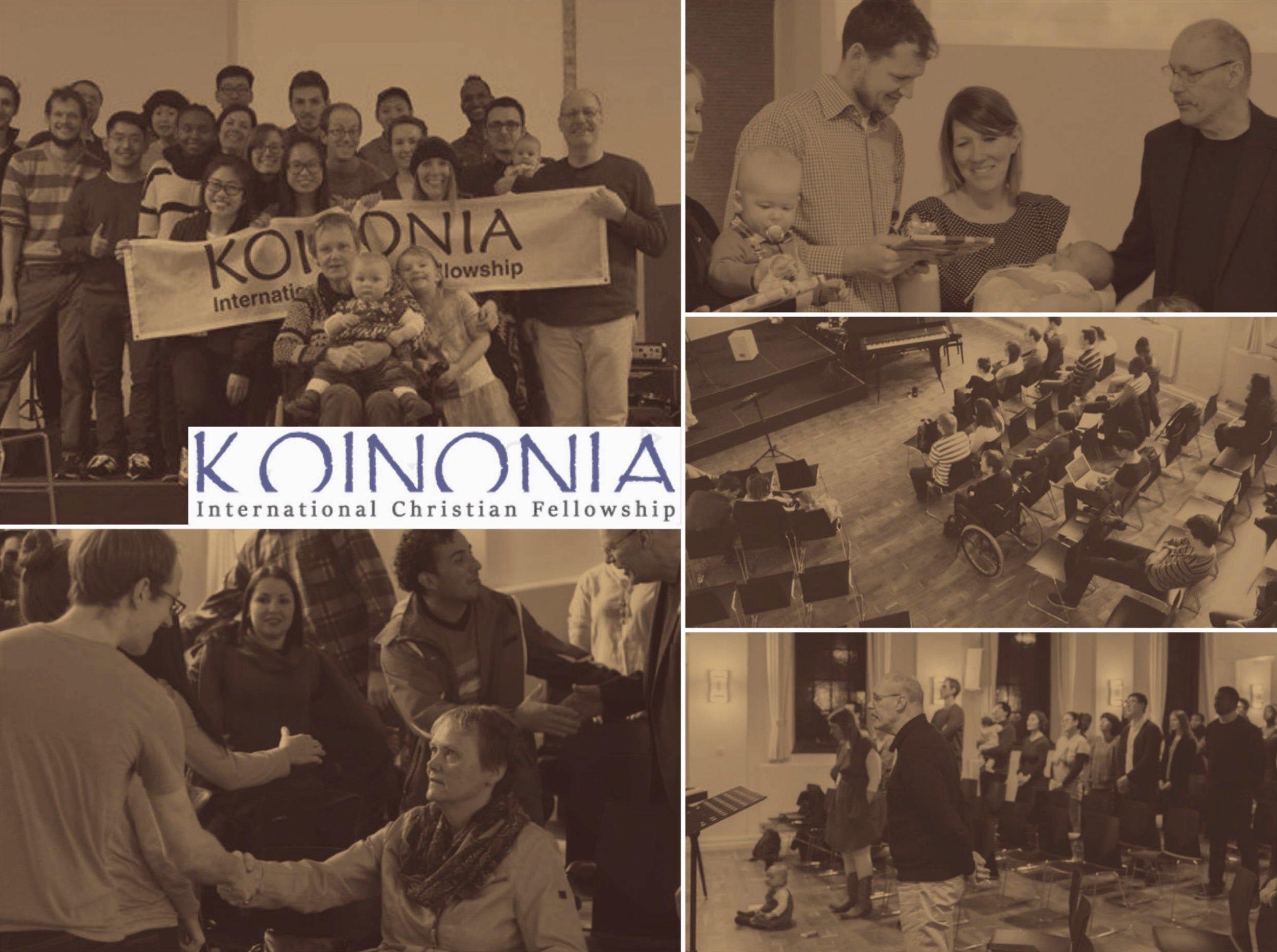 Koinonia International Christian Church