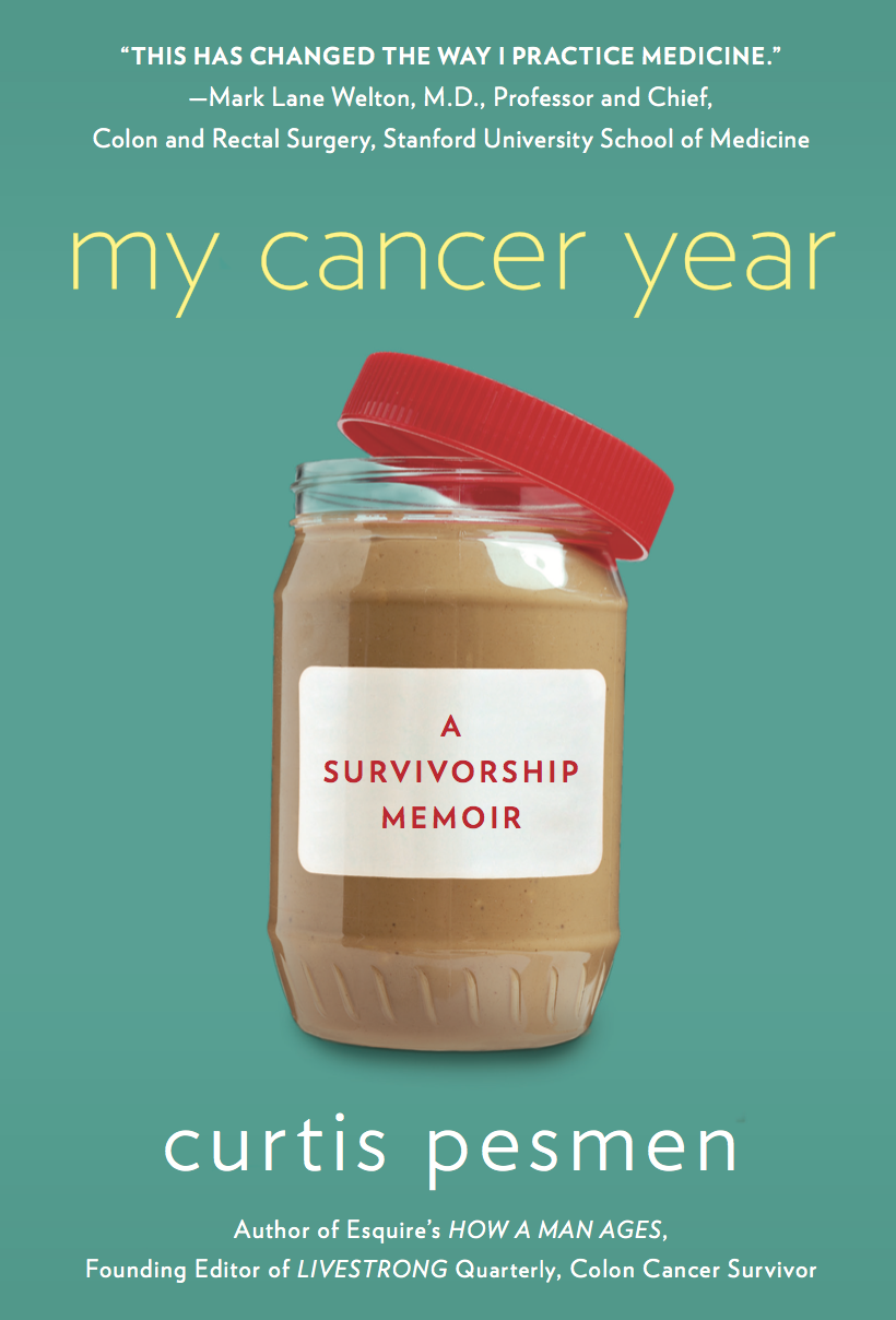 My Cancer Year cover