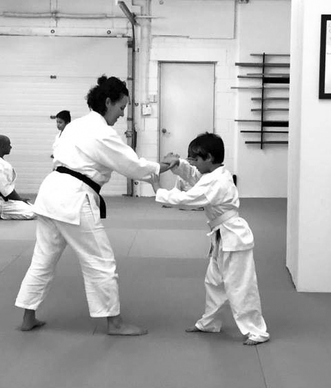 For full day students, camp includes a free uniform and first level grading for participants new to aikido!