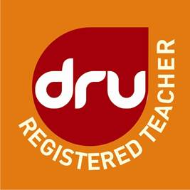 Instructors are certified through the Dru Meditation Teacher Training Course