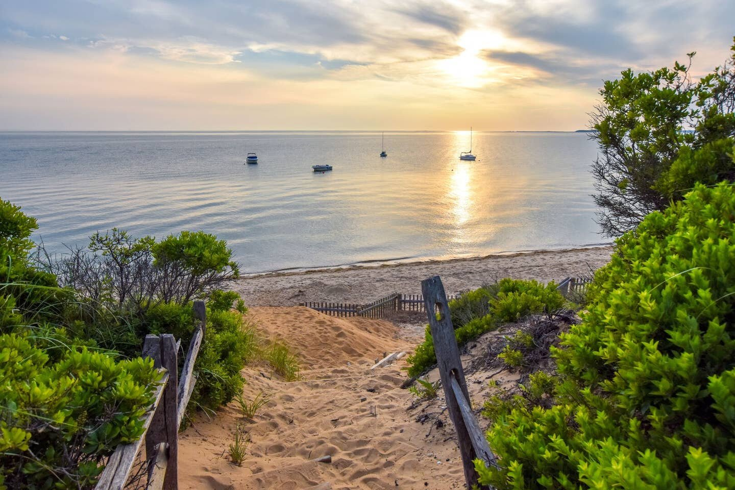 Private beach? Yes Please! - We won't have to travel far to enjoy the sand and sea, as we will have access to two deeded, private beaches, as well as easy access to South Sunken Meadow Beach.
