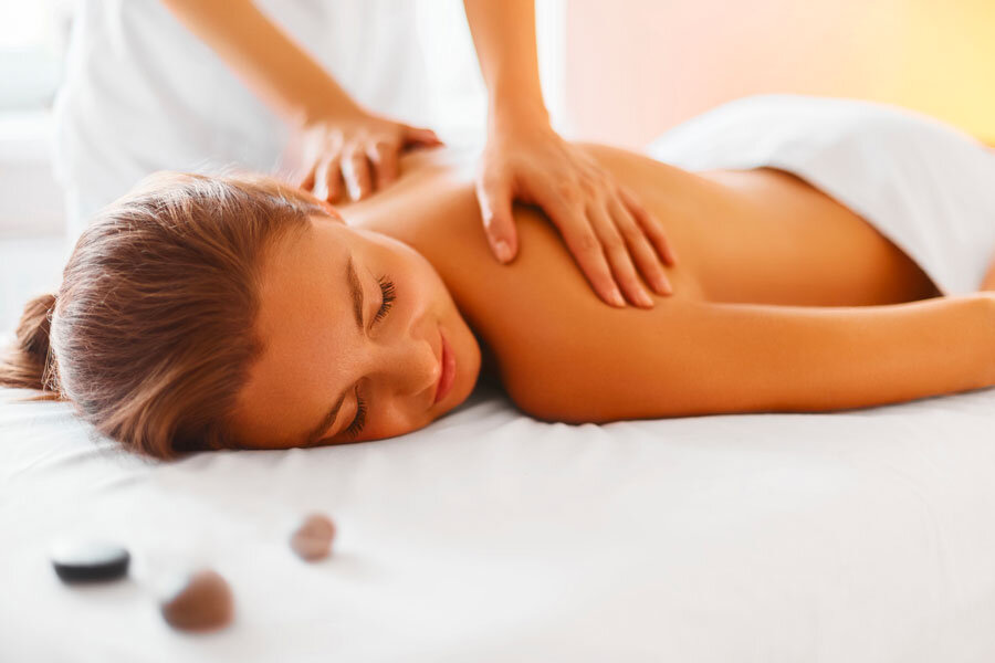Massage therapist available for on-site massage - Book a 30, 60 or 90 minute massage to ease into relaxation