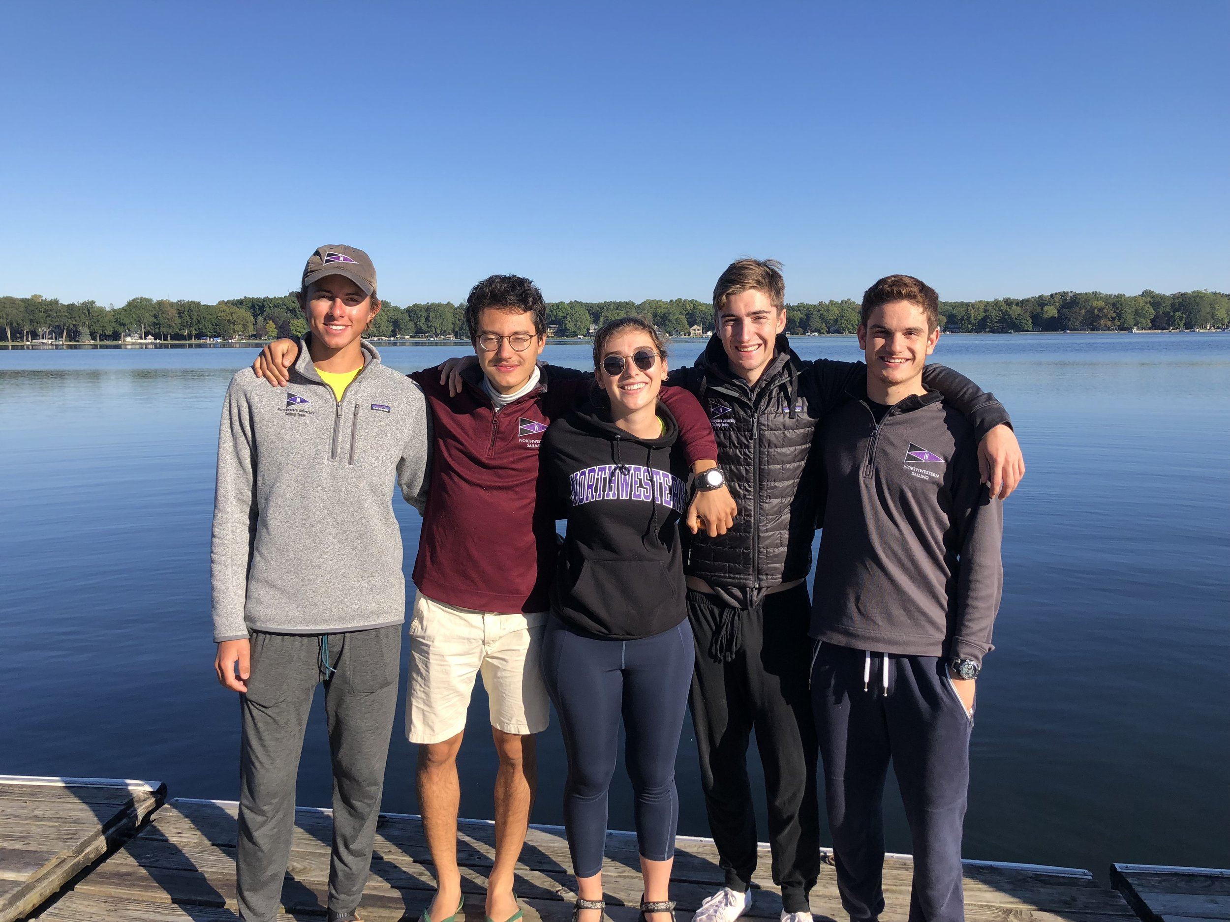9/22 - 9/23 Cary Price Memorial Regatta - NUST placed 3rd at this lovely weekend at the University of Michigan!
