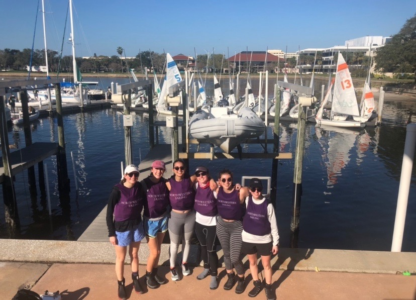 2/16-2/17 USF Women's - The amazing women of NUST finished in 7th place in sunny Florida.