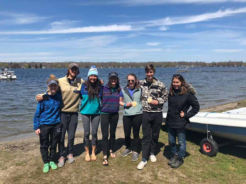 4/27-4/28 MCSA Coed Qualifiers - We sailed a very shifty MCSA Coed Qualifiers and ended up taking home 3rd place, qualifying for Coed Nationals!