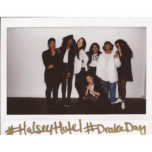 Halsey Hotel Squad
