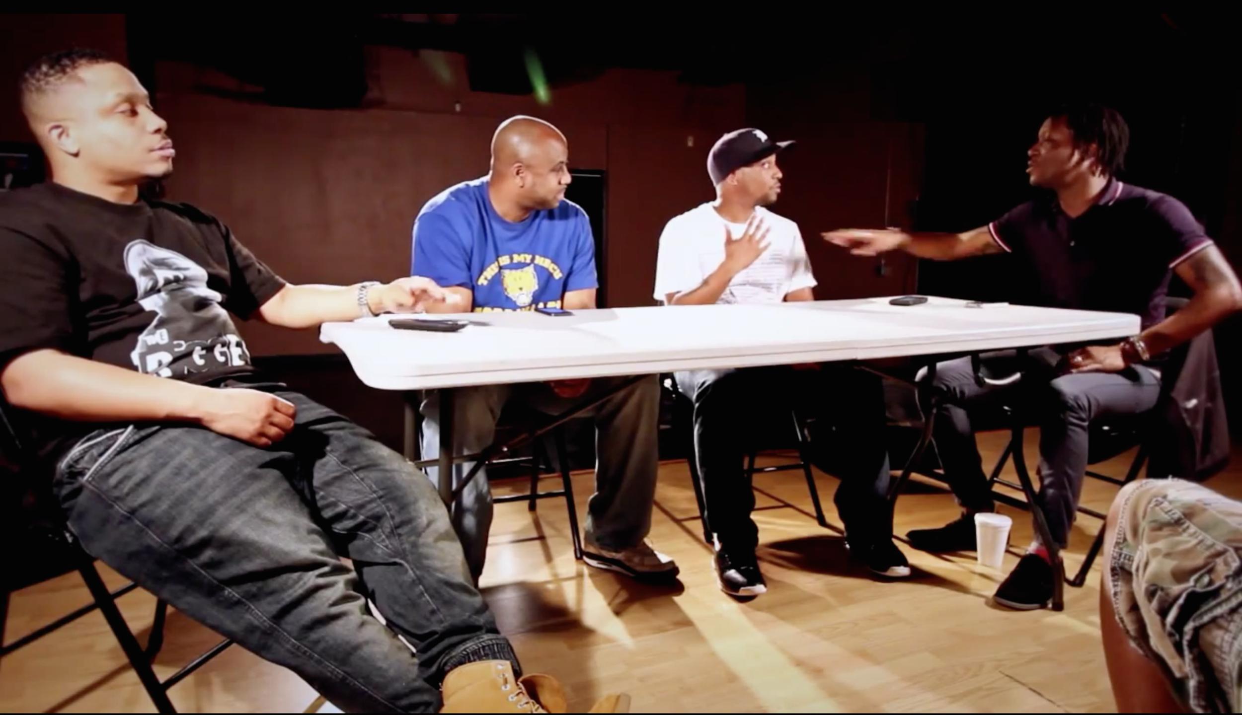 Dead End Hip Hop Roundtable