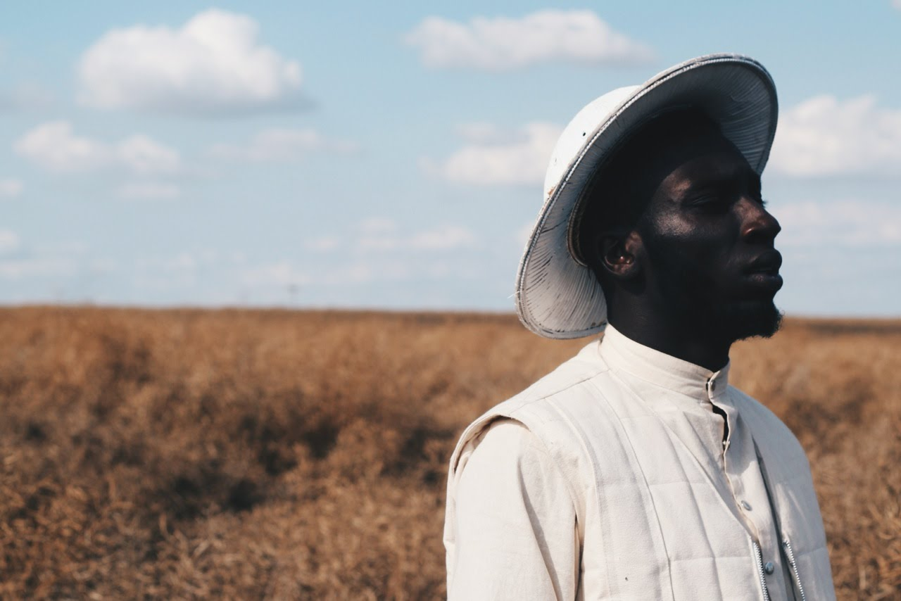 Kojey Radical in Garden Party