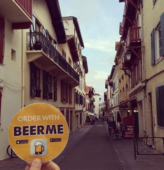 Lovin BeerMe all over the 🌎 #whereyaatwednesday