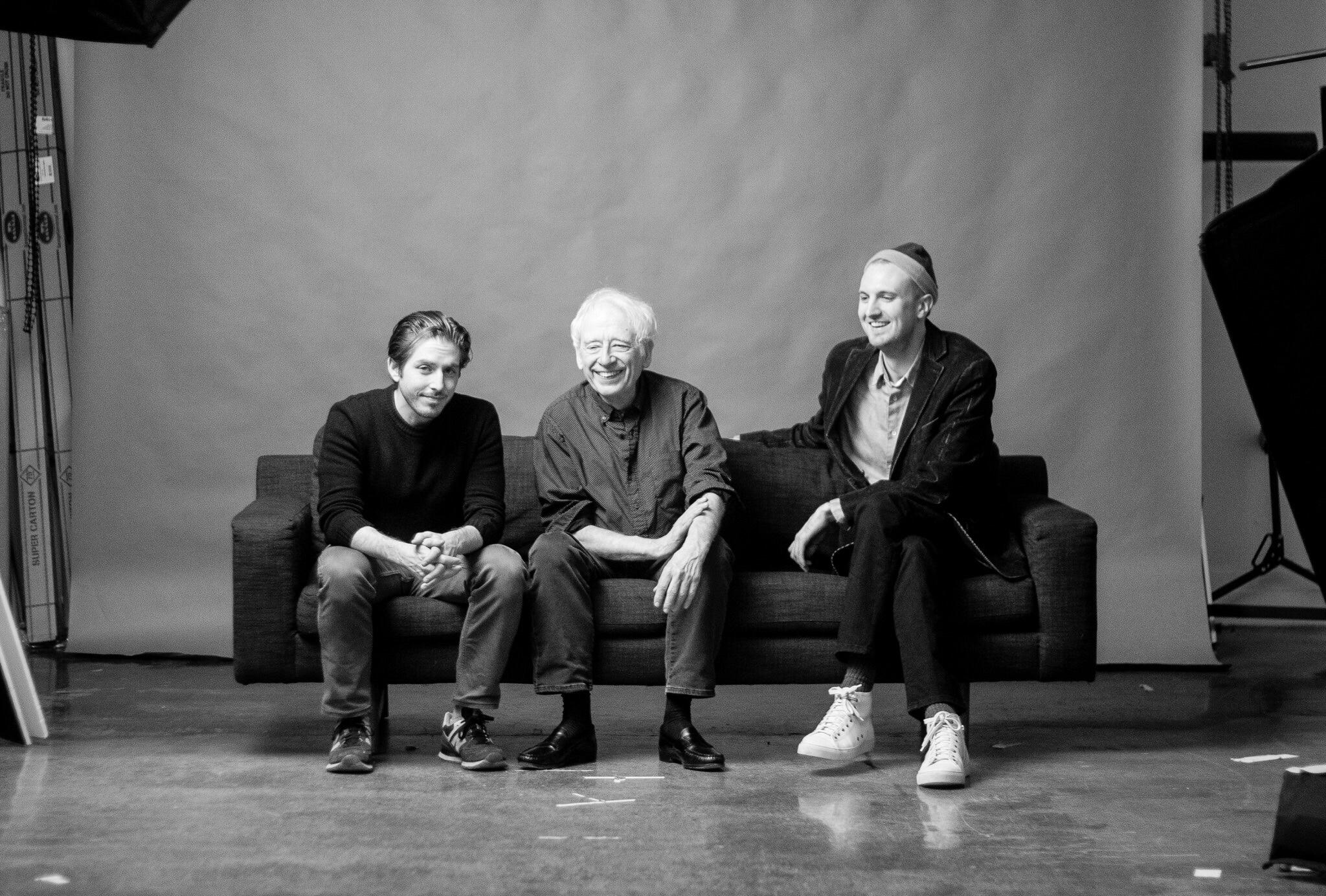 Torrey Townsend, Austin Pendleton, and Knud Adams