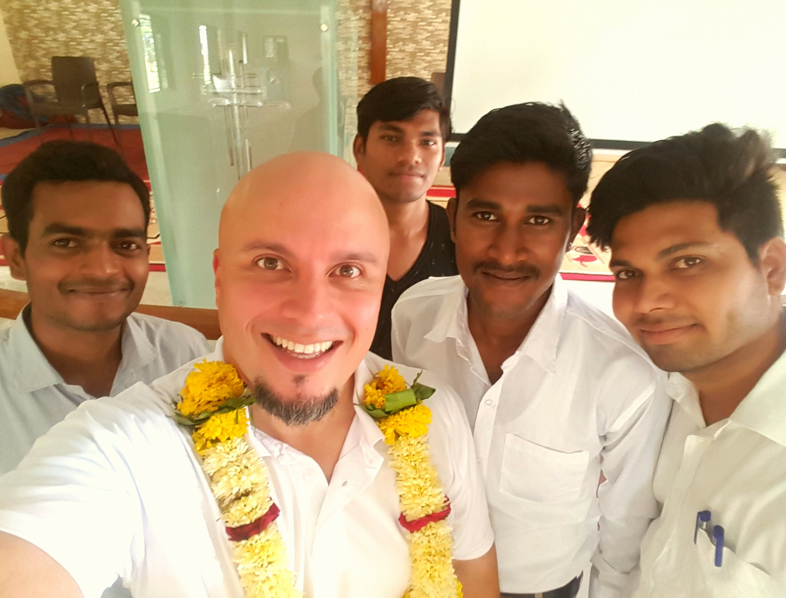 Roy's life was changed through a 10-week Crown small group study. A native of Costa Rica, Roy now travels around the world to teach God's principles to unreached people groups. Most recently he has been ministering in India.