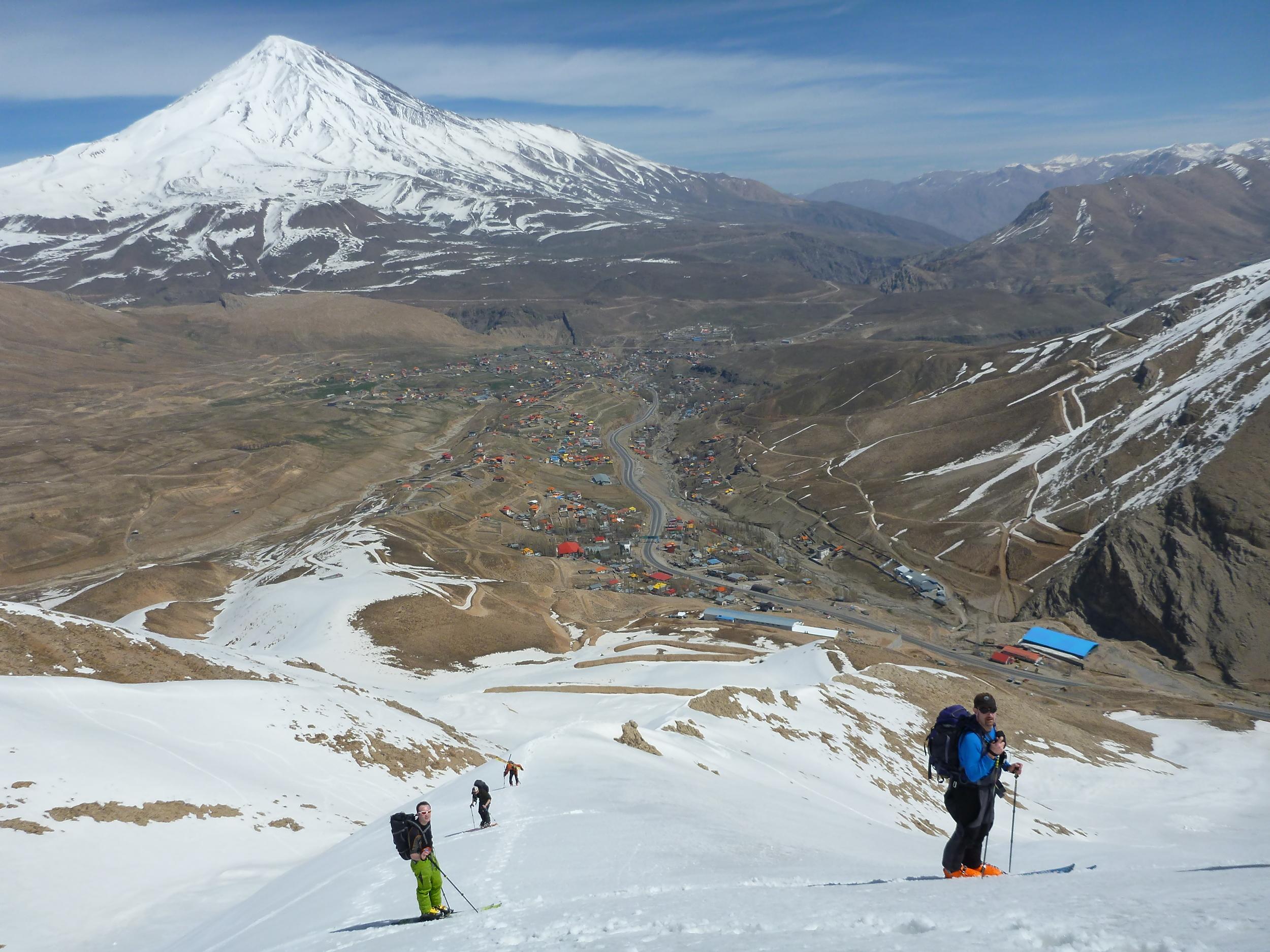 Damavand Ski