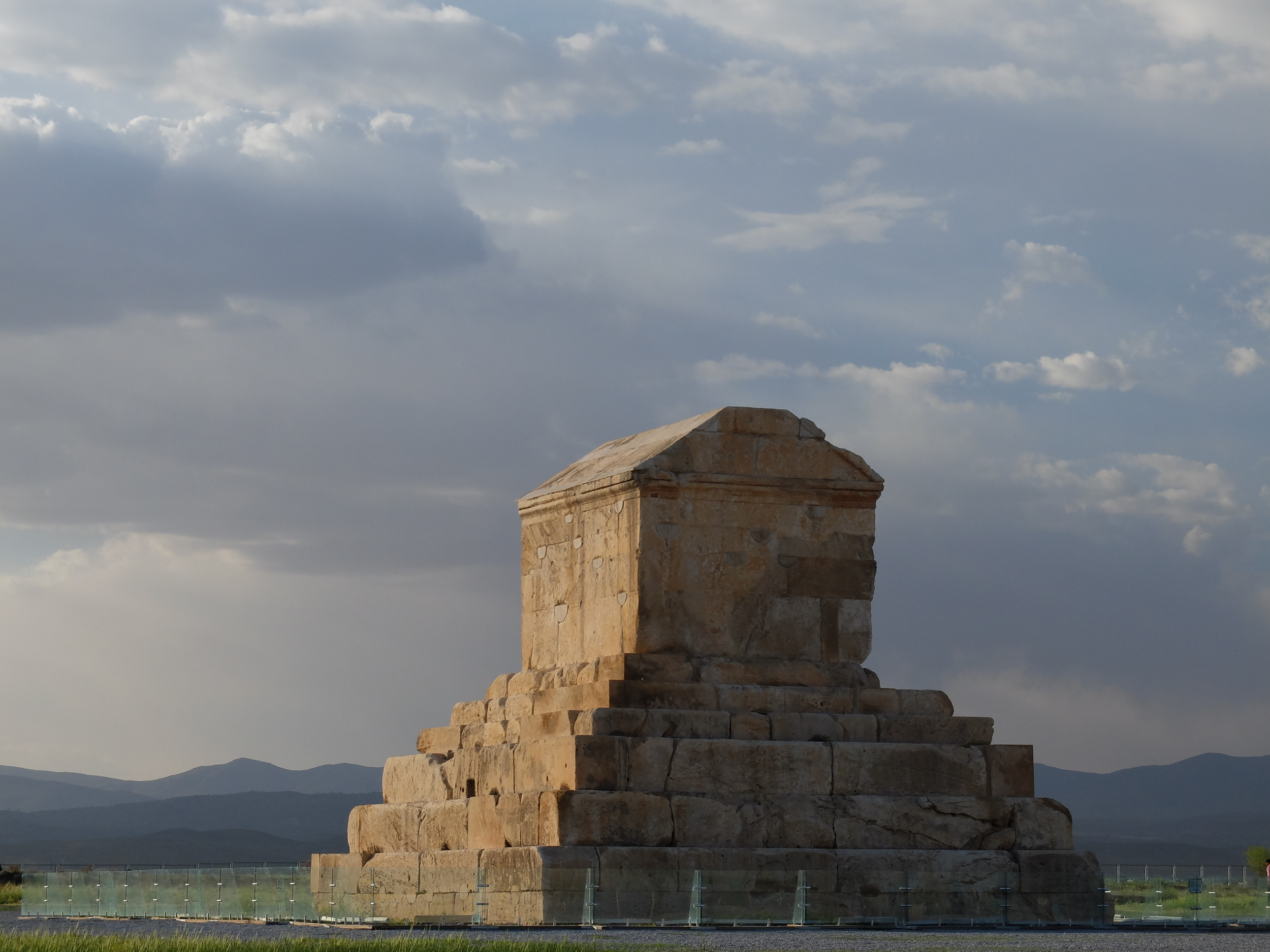 The magnificent Pasargadae