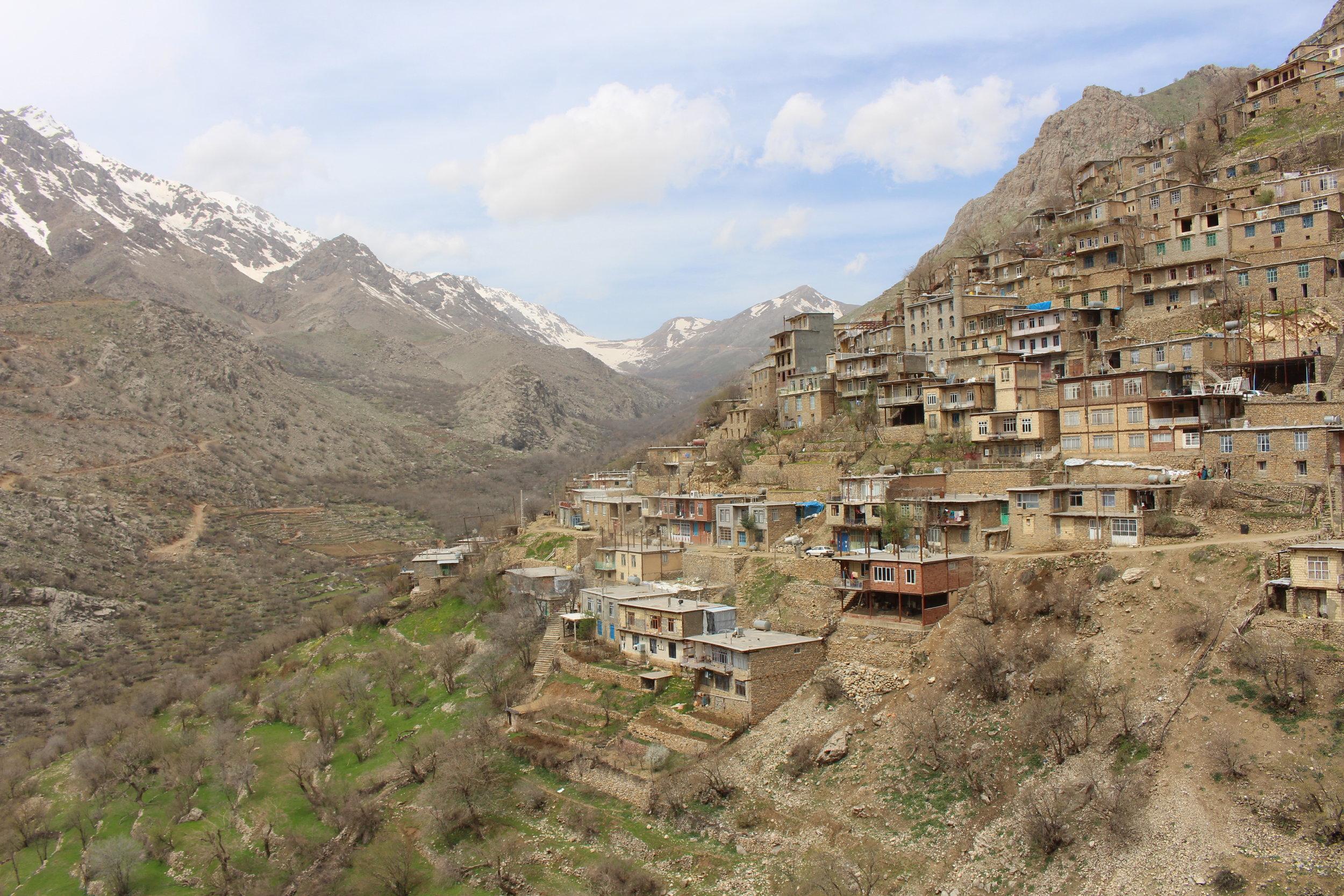 Azerbaijan & Kurdistan