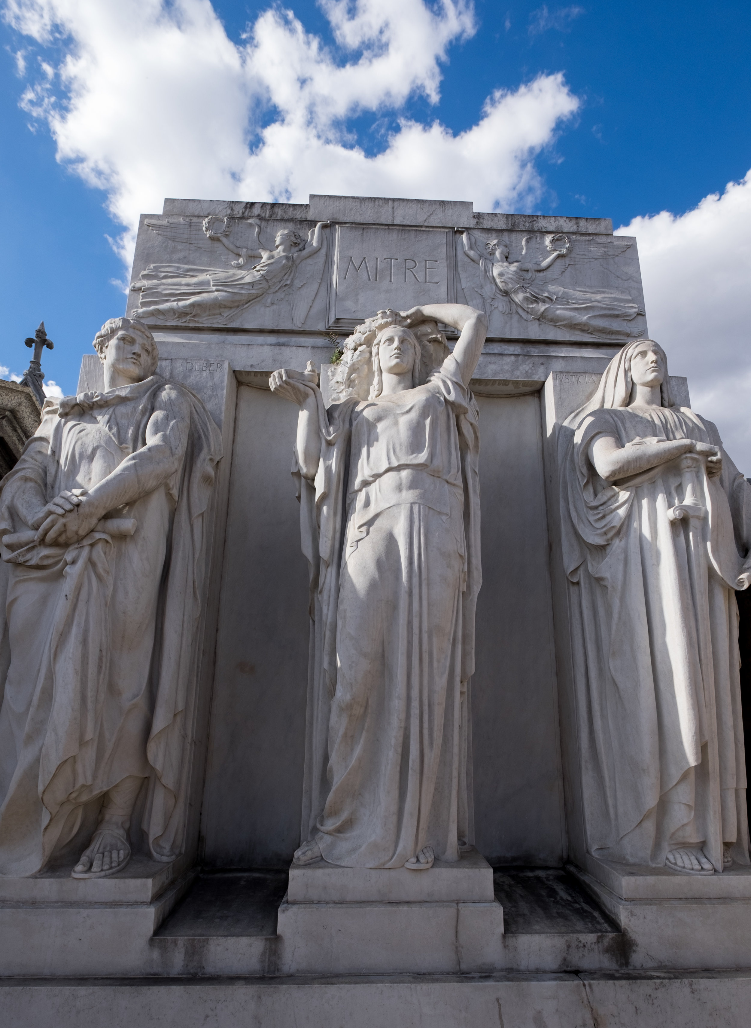 Click for more from Recoleta Cemetery