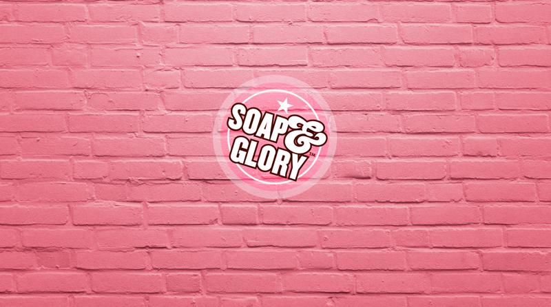 "Soap & Glory - A women's brand from across the pond seeking to make a huge splash in the U.S market.""Brazen and bold"" - Adweek"