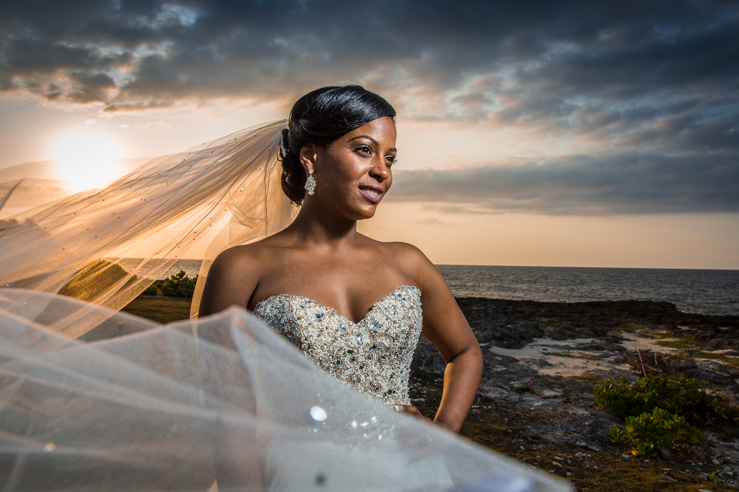 Grand Palladium Resort & Spas, Montego Bay - Destination Wedding - Derrel Ho-Shing Photography