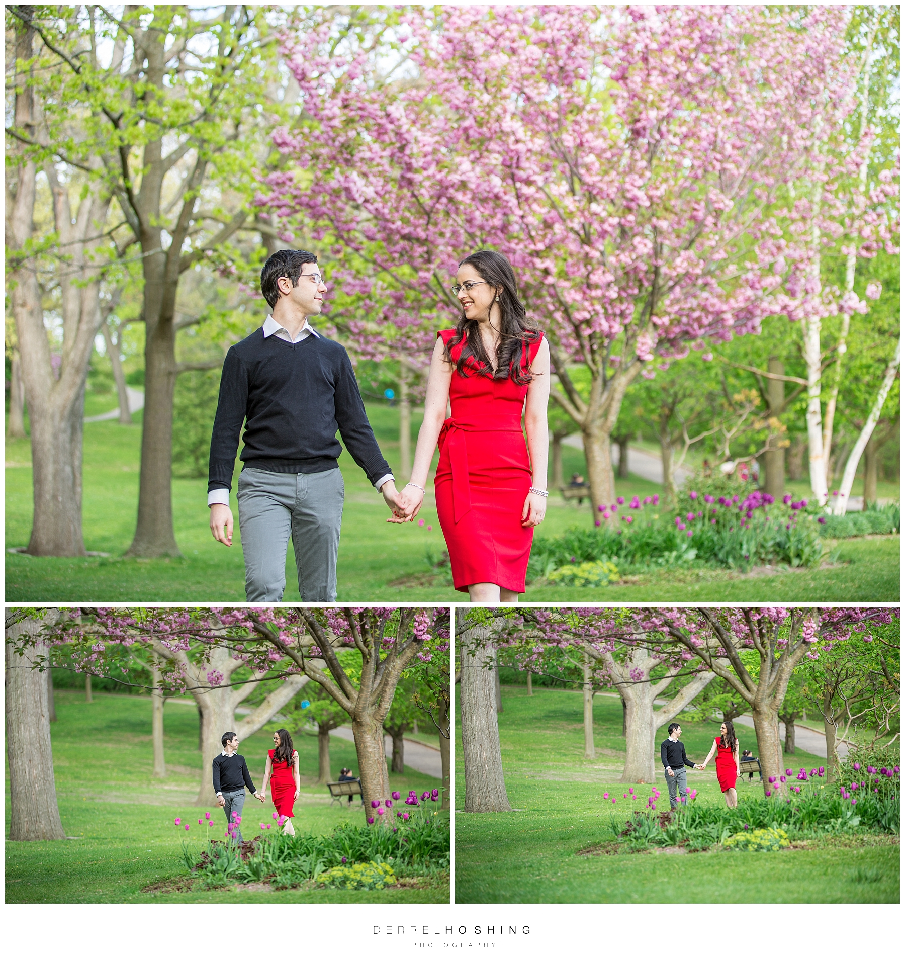 High-Park-Toronto-Ontario-Cherry-Blossoms-Engagement-Shoot-0007.jpg