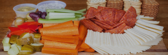 $20 for Ryan Wake's Famous Cheese and Veggie board - Served with Any Two glasses of Wine