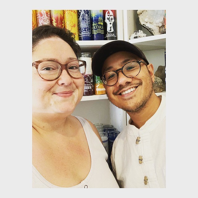 We do!  #repost @mostlyangelsla ・・・ Leah and Julian want to help you #gogetyourblessing 💗💗💗 . Come in Mondays and Tuesdays for a session with Julian or  Thursdays and Saturdays for a session with Leah!  Julian's specializes in Akashic Records, Lenormand Oracle, 5 Elements of Mind, Crystal Healing and Aka Dua.  Leah specializes in Akashic Record Readings, metaphysical anatomy technique and thetahealing.  Book online at mostlyangelsla.com!  #mostlyangelsla #getyourblessing #akashicrecords #thetahealing #5elementsofmind #reiki #akadua #crystalhealing #readers #healers #losangeles