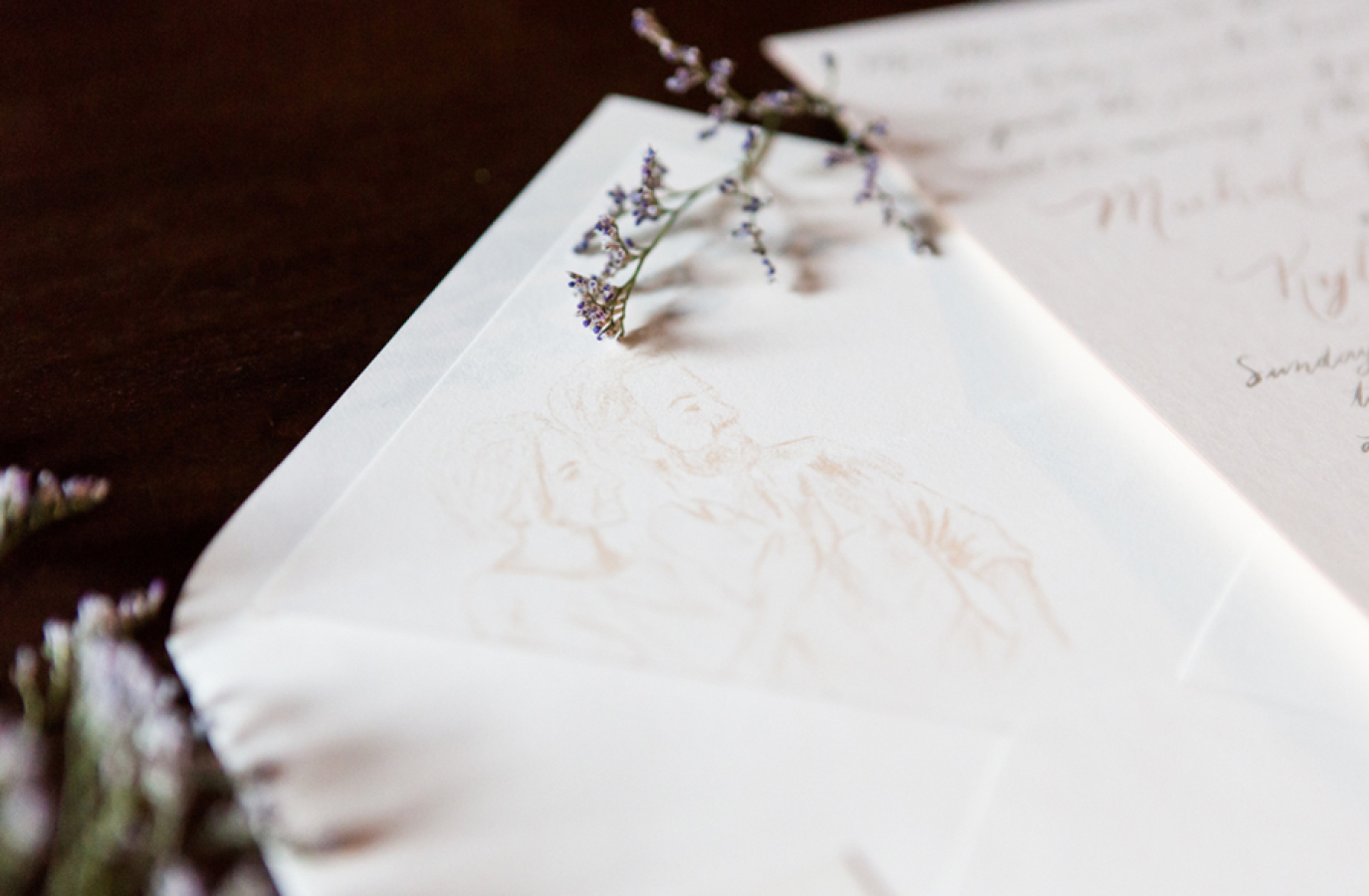 white-flowers-hidden-garden-los-angeles-wedding-heirloom-paper-invitations-the-garland-envelope-liner