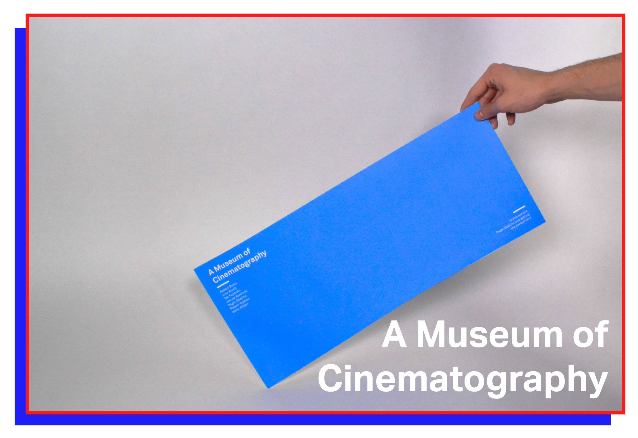 A Museum of Cinematography